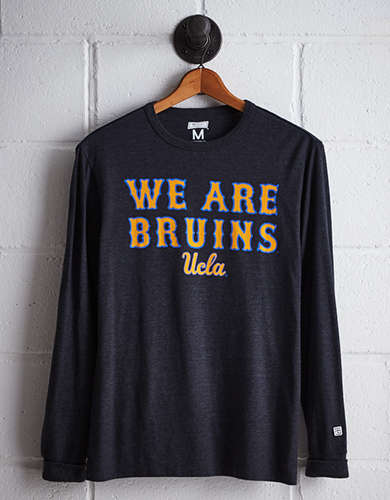 Tailgate Men's UCLA Long Sleeve T-Shirt - Free Returns