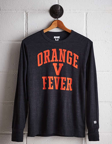 Tailgate Men's UVA Long Sleeve T-Shirt - Free returns
