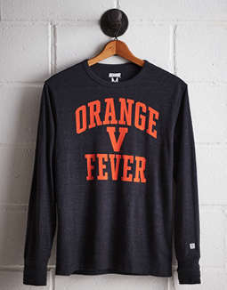 Tailgate Men's UVA Long Sleeve T-Shirt