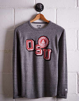 Tailgate Men's Ohio State Thermal Shirt