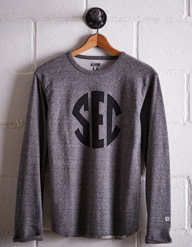 Tailgate Men's SEC Thermal Shirt - Free returns