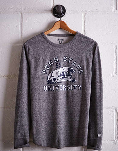 Tailgate Men's Penn State Thermal Shirt - Free Returns