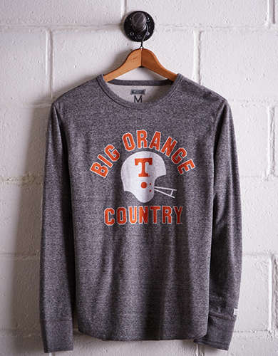 Tailgate Men's Tennessee Thermal Shirt - Free Returns