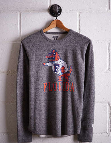 Tailgate Men's Florida Thermal Shirt - Free Returns