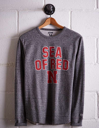 Tailgate Men's Nebraska Thermal Shirt - Buy One Get One 50% Off