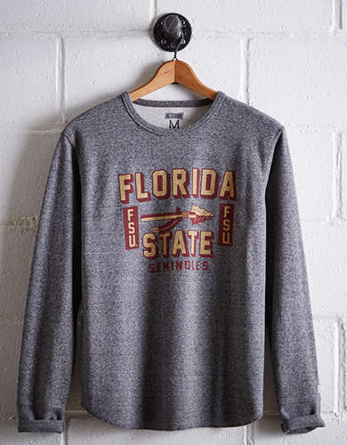 Tailgate Men's Florida State Thermal Shirt -