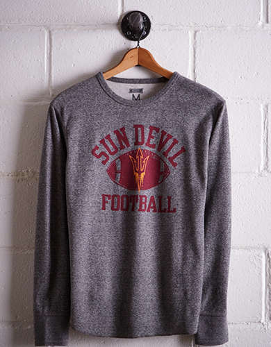 Tailgate Men's Arizona State Thermal Shirt - Free Returns