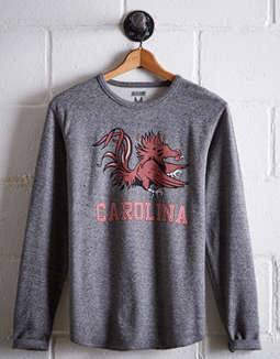 Tailgate Men's South Carolina Thermal Shirt