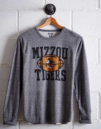 Tailgate Men's Missouri Thermal Shirt - Free Returns