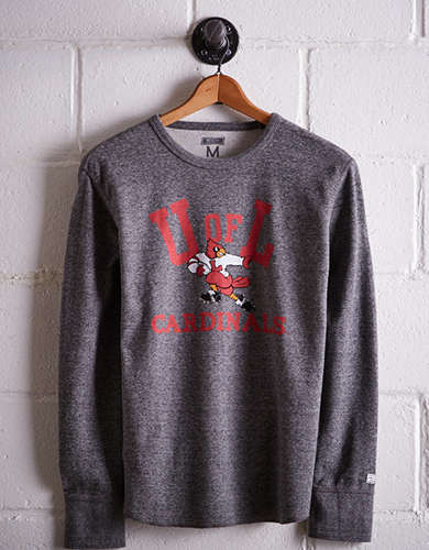 Tailgate Men's Louisville Thermal Shirt - Free Returns