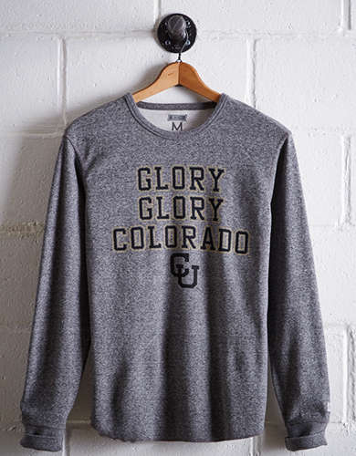 Tailgate Men's Colorado Thermal Shirt - Free Returns