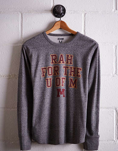 Tailgate Men's Minnesota Thermal Shirt - Free Returns
