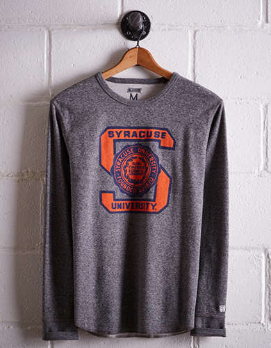 Tailgate Men's Syracuse Thermal Shirt - Free returns