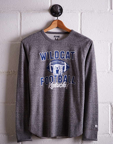 Tailgate Men's Kentucky Thermal Shirt - Free Returns