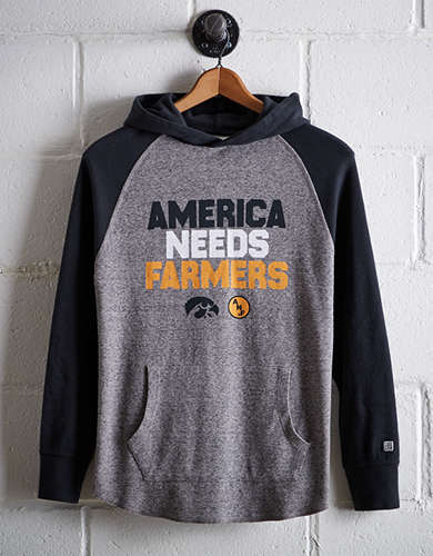 Tailgate Men's Iowa Thermal Hoodie - Free returns