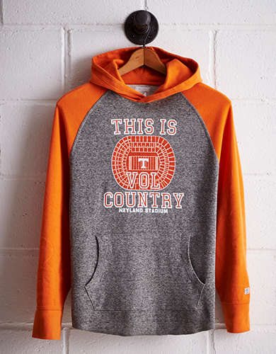 Tailgate Men's Tennessee Thermal Hoodie - Free returns