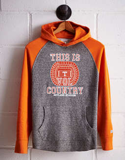 Tailgate Men's Tennessee Thermal Hoodie
