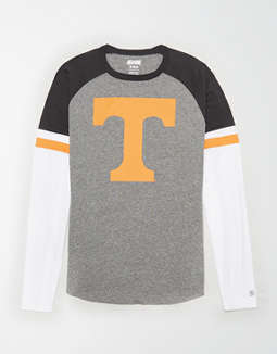 Tailgate Men's Tennessee Volunteers Baseball Shirt