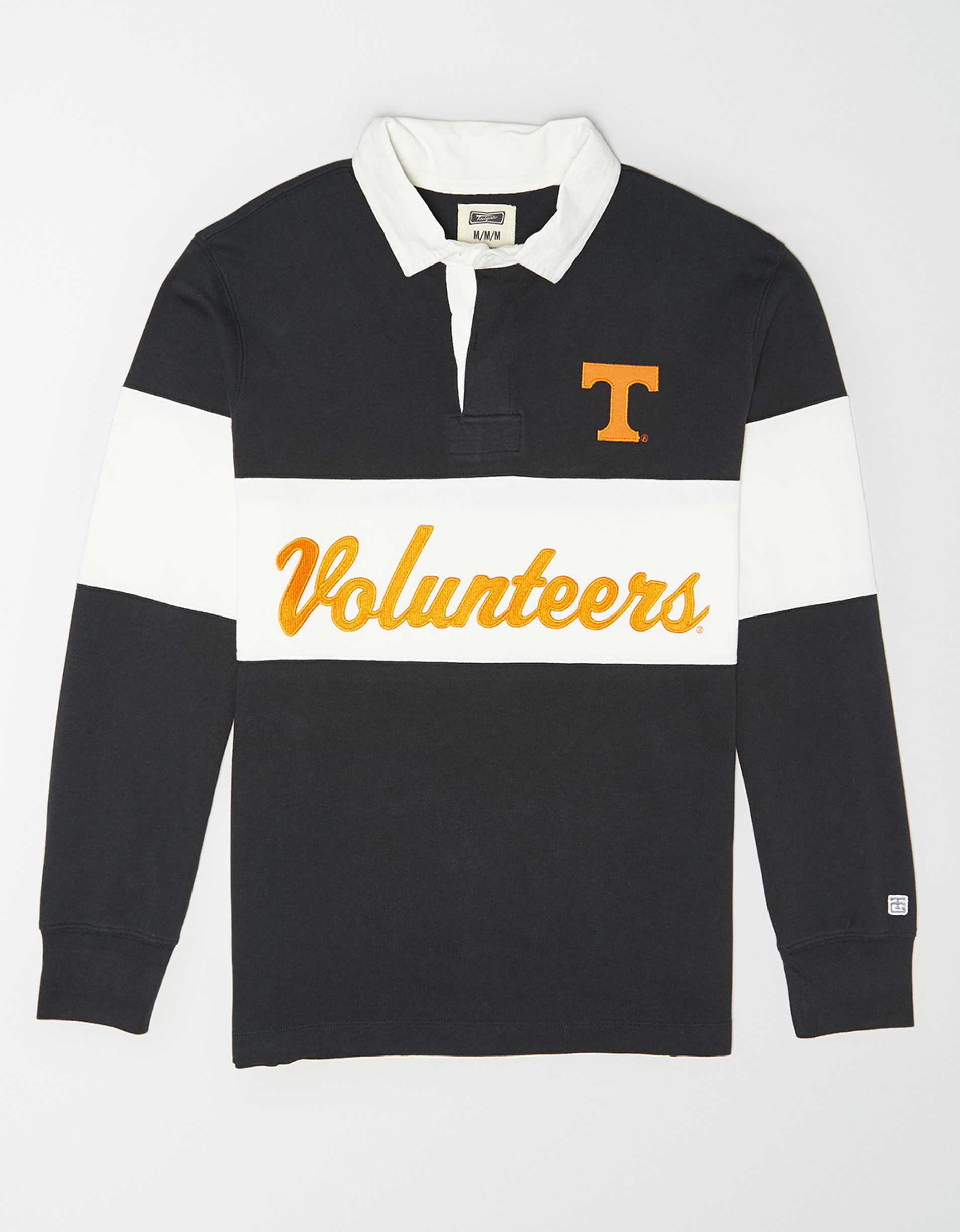 Tailgate Men's Tennessee Volunteers Rugby Shirt