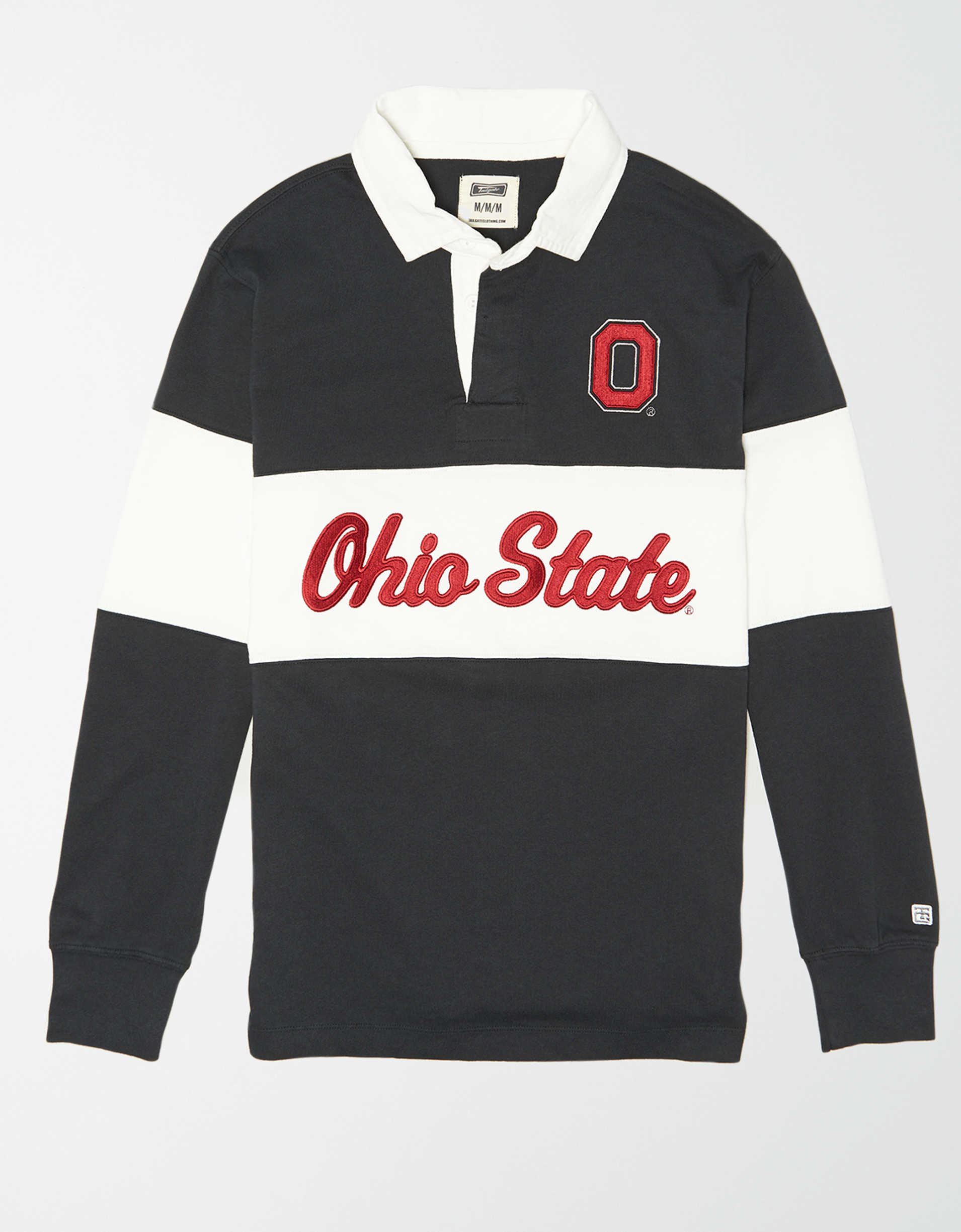 Tailgate Men's OSU Buckeyes Rugby Shirt