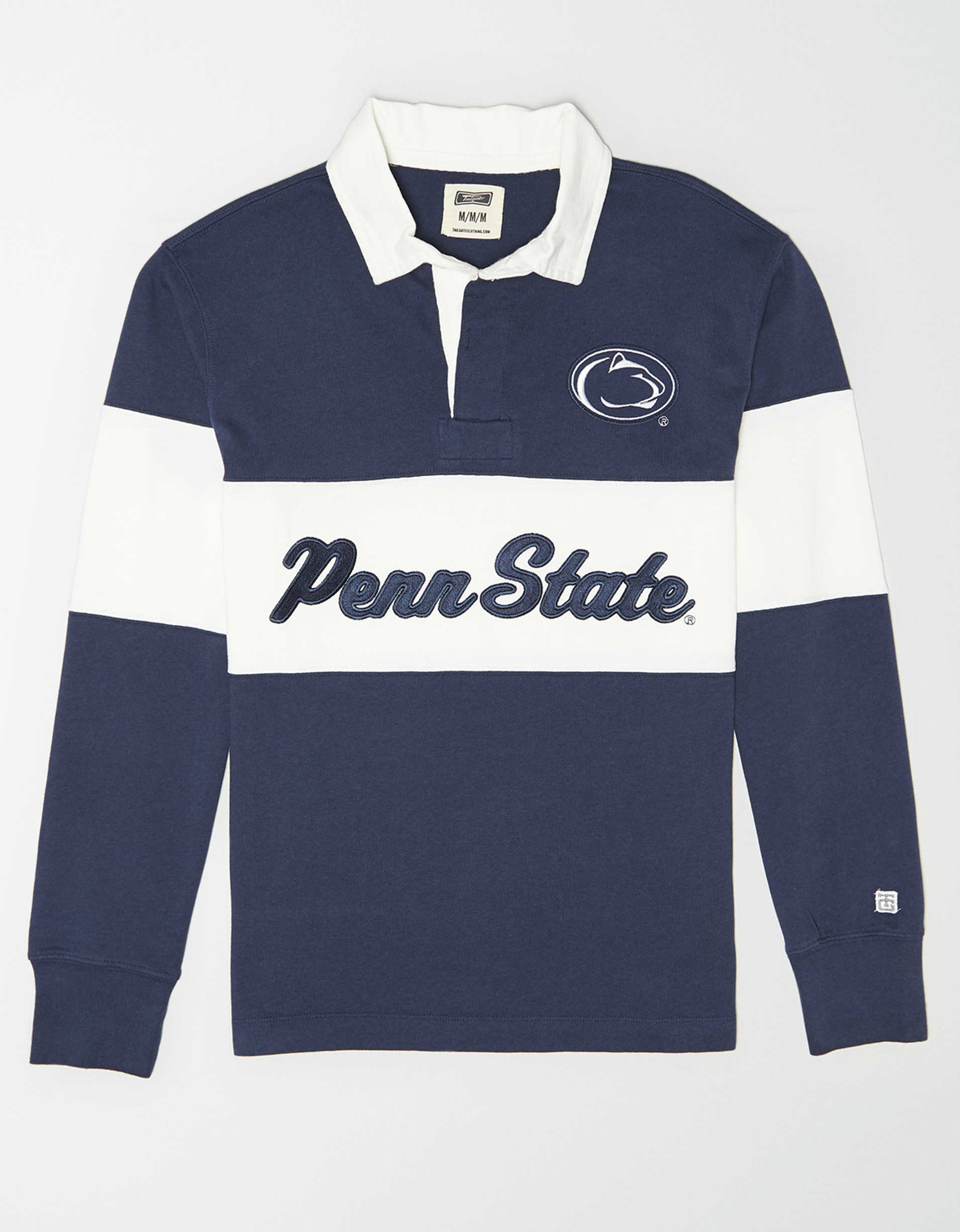 Tailgate Men's PSU Nittany Lions Rugby Shirt
