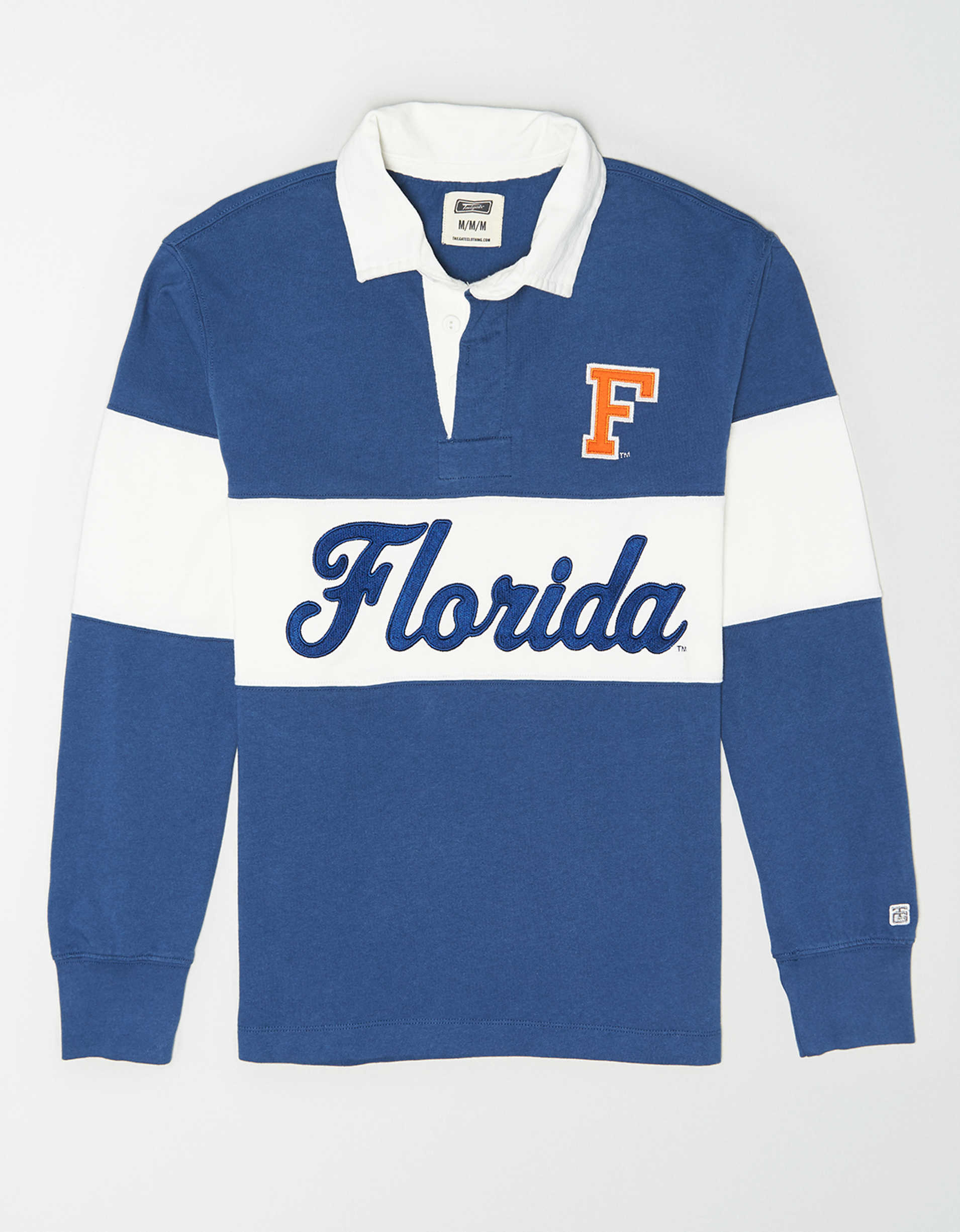 Tailgate Men's Florida Gators Rugby Shirt