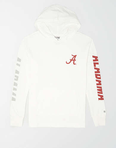Tailgate Men's Alabama Crimson Tide Hoodie Tee