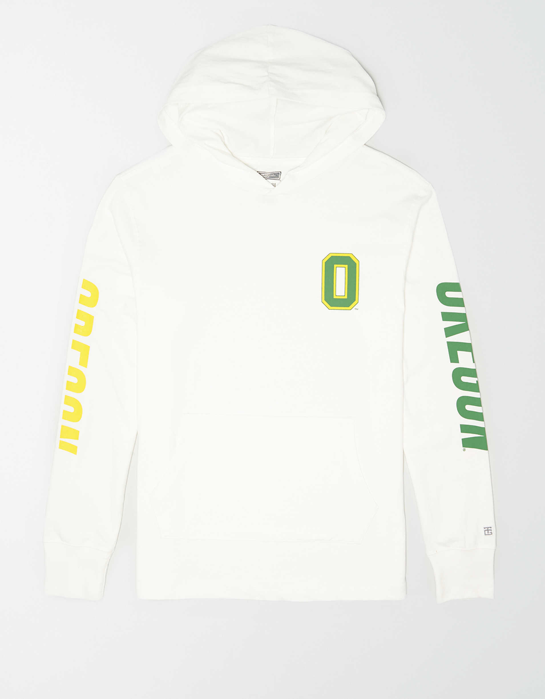 Tailgate Men's Oregon Ducks Hoodie Tee