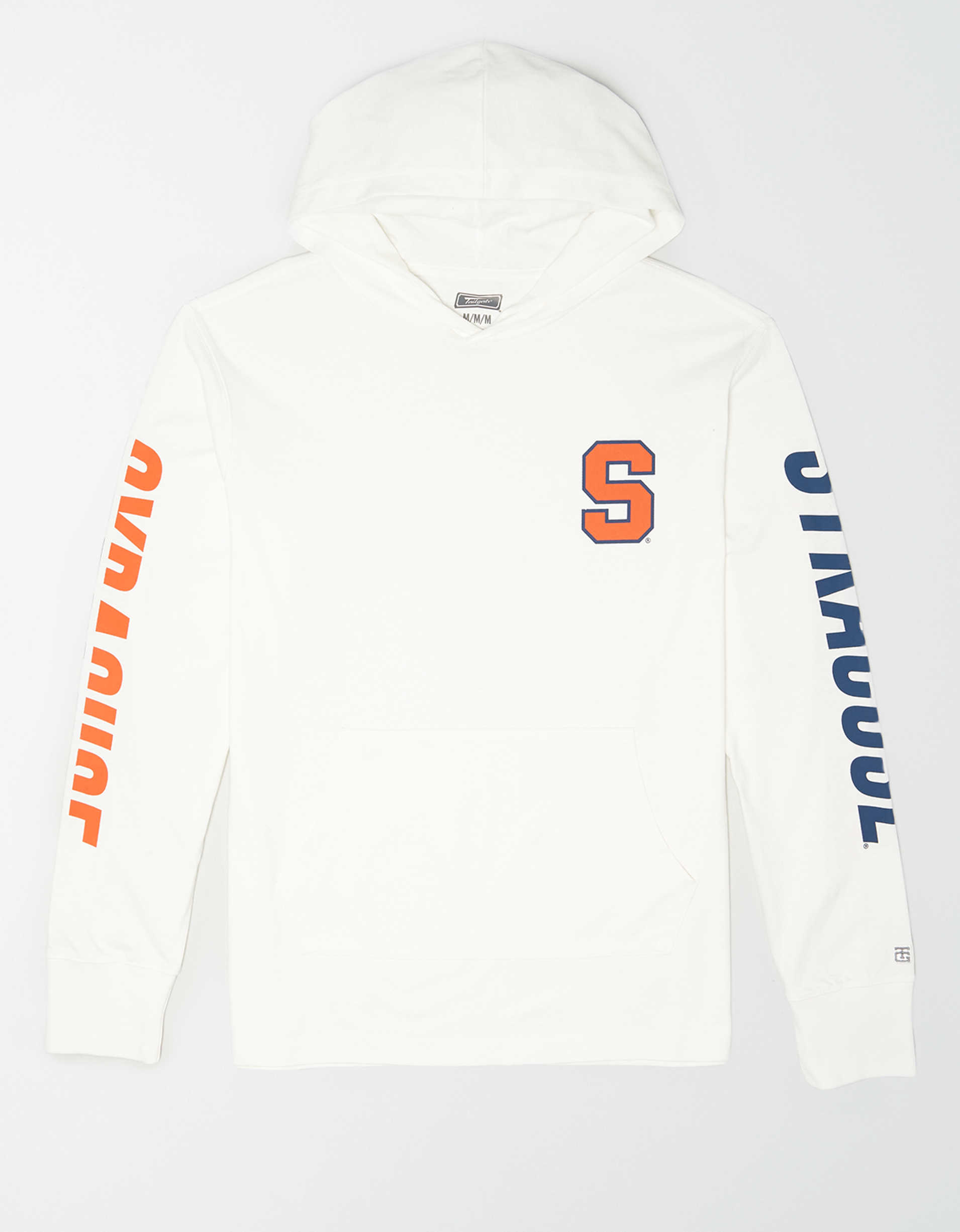 Tailgate Men's Syracuse Orange Hoodie Tee