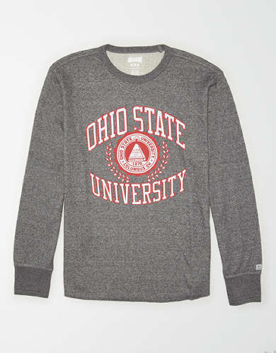 Tailgate Men's Ohio State Buckeyes Thermal Shirt