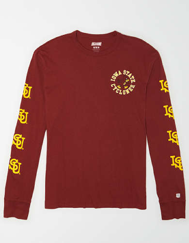 Tailgate Men's Iowa State Cyclones Long Sleeve T-Shirt