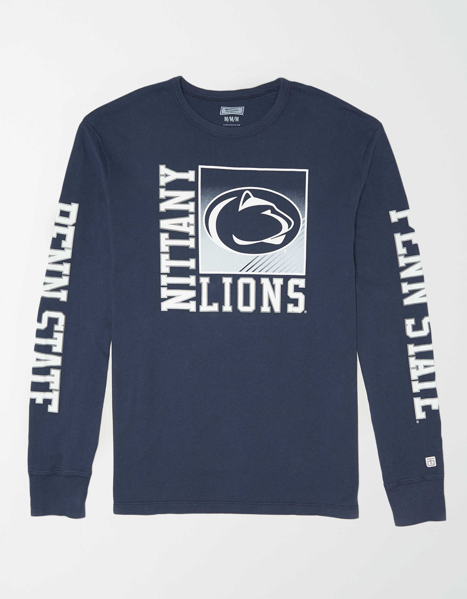 Tailgate Men's Penn State Long Sleeve T-Shirt