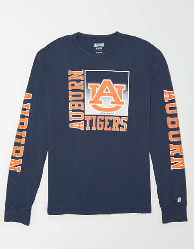 Tailgate Men's Auburn Long Sleeve T-Shirt