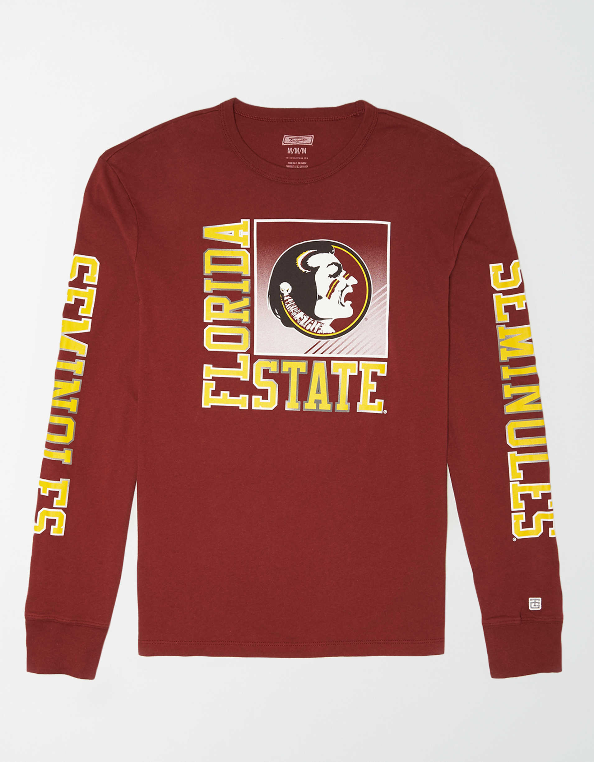 Tailgate Men's Florida State Long Sleeve T-Shirt