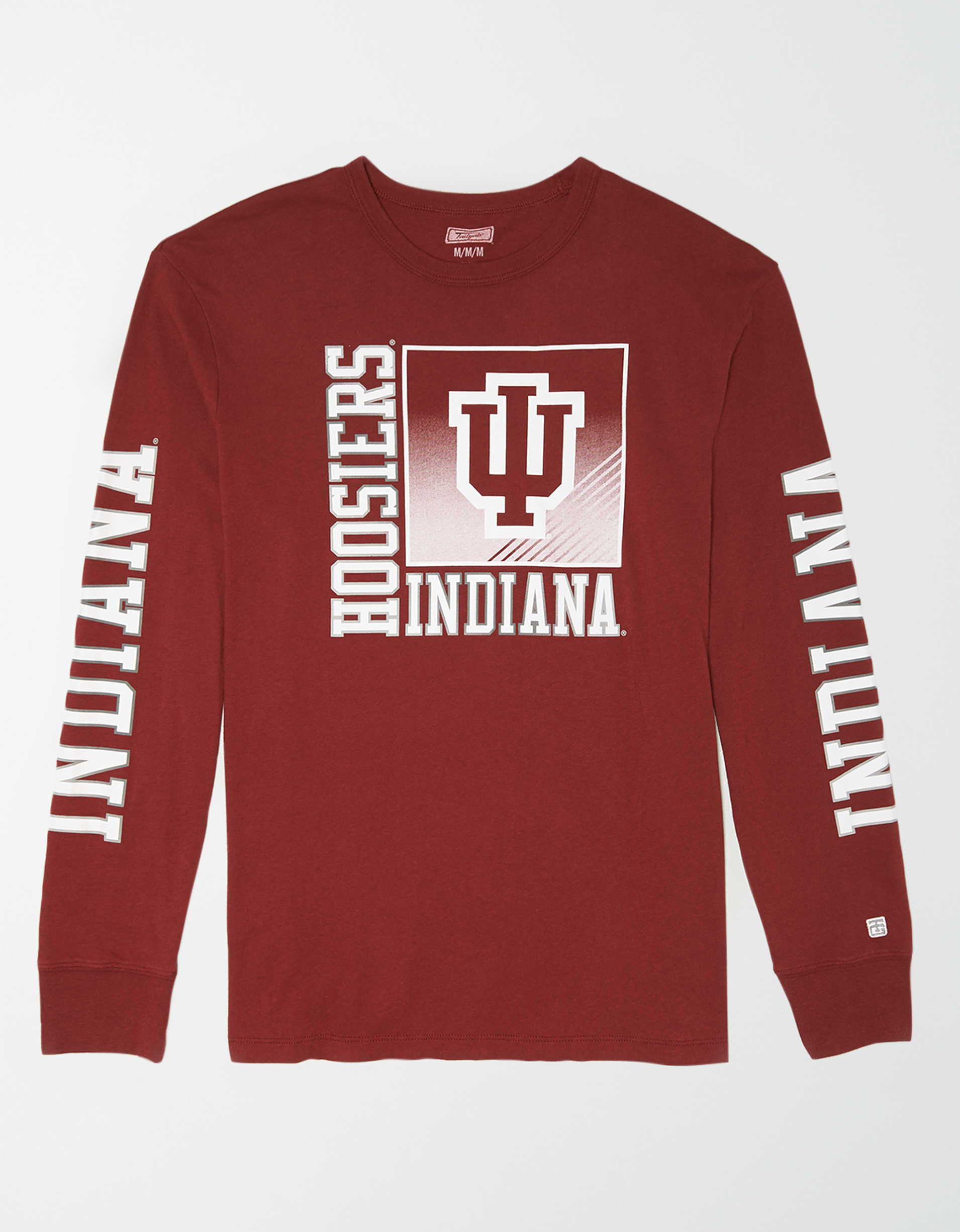 Tailgate Men's Indiana Long Sleeve T-Shirt