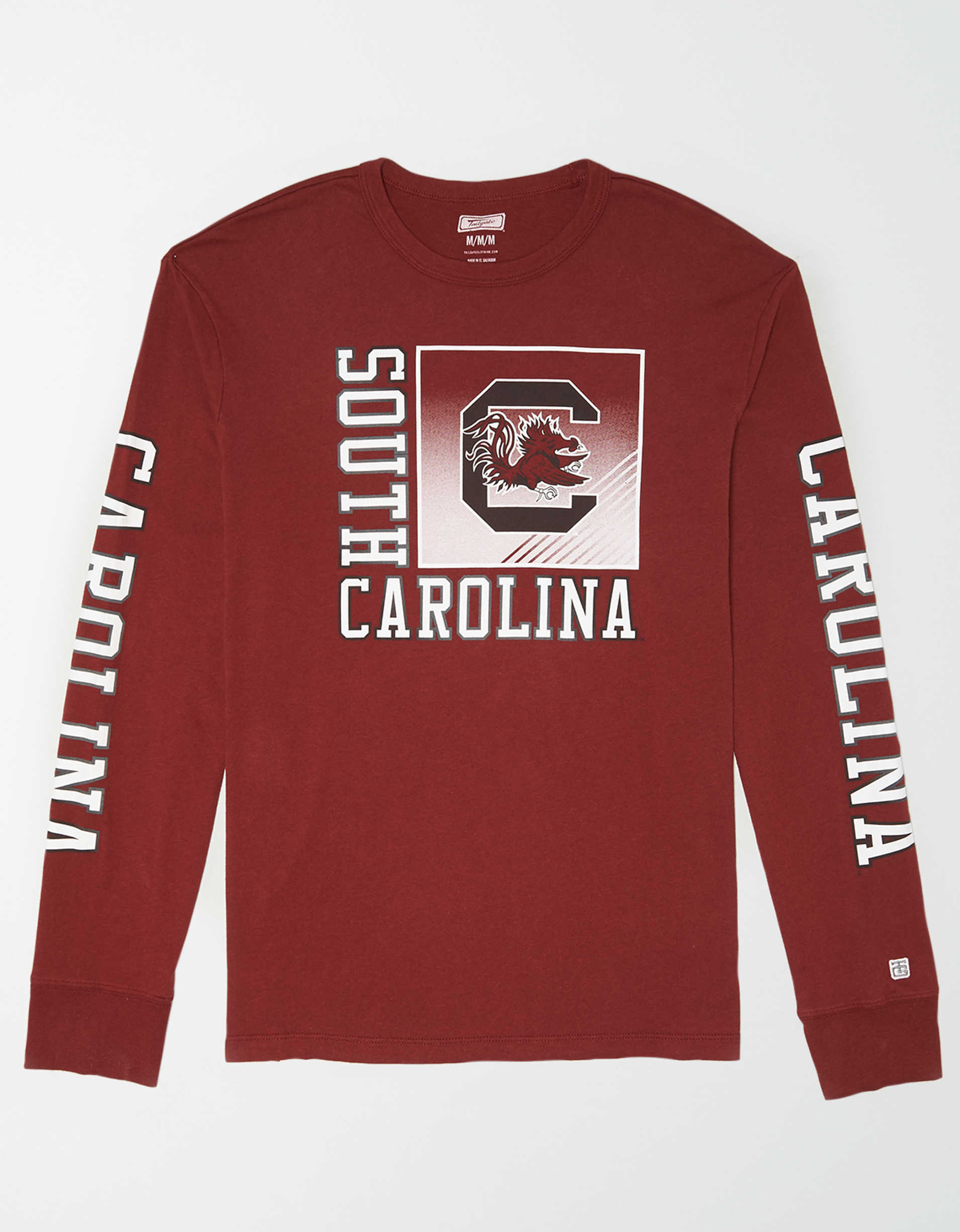Tailgate Men's South Carolina Long Sleeve T-Shirt