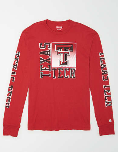 Tailgate Men's Texas Tech Long Sleeve T-Shirt