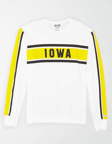 Tailgate Men's Iowa Hawkeyes Long Sleeve T-Shirt