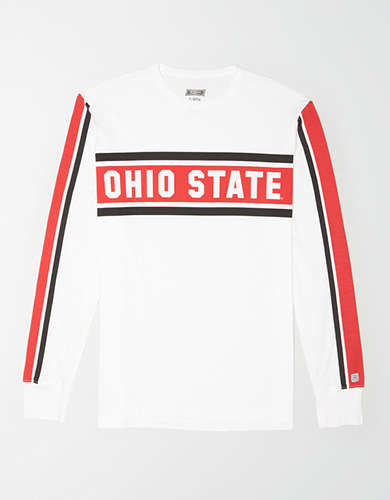 Tailgate Men's Ohio State Buckeyes Long Sleeve T-Shirt