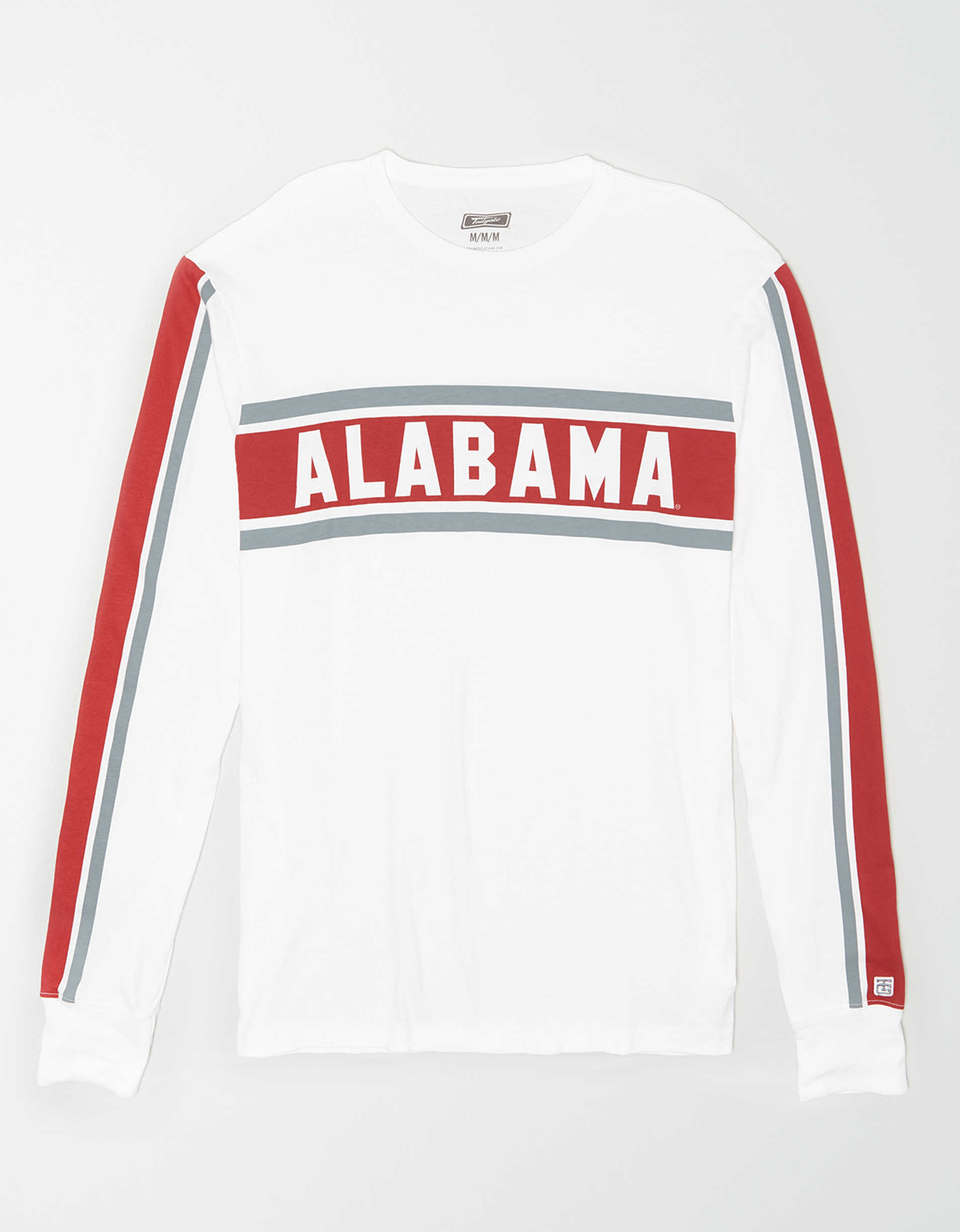 Tailgate Men's Alabama Crimson Tide Long Sleeve T-Shirt