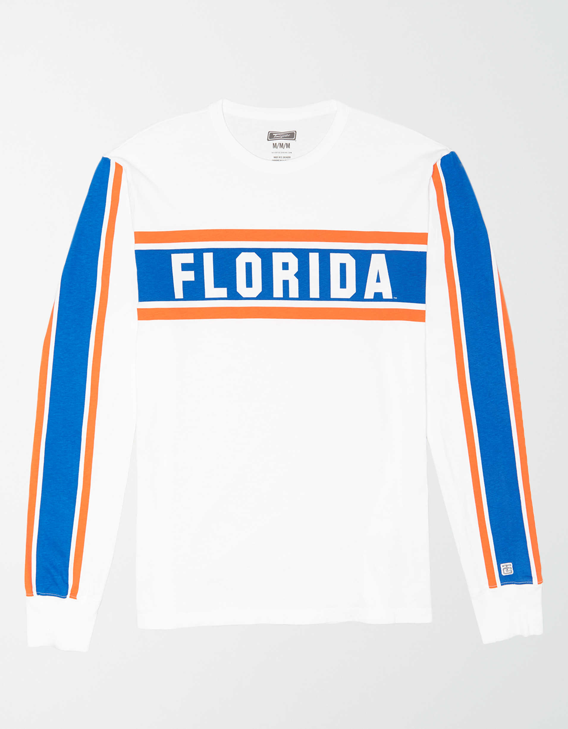 Tailgate Men's Florida Gators Long Sleeve T-Shirt
