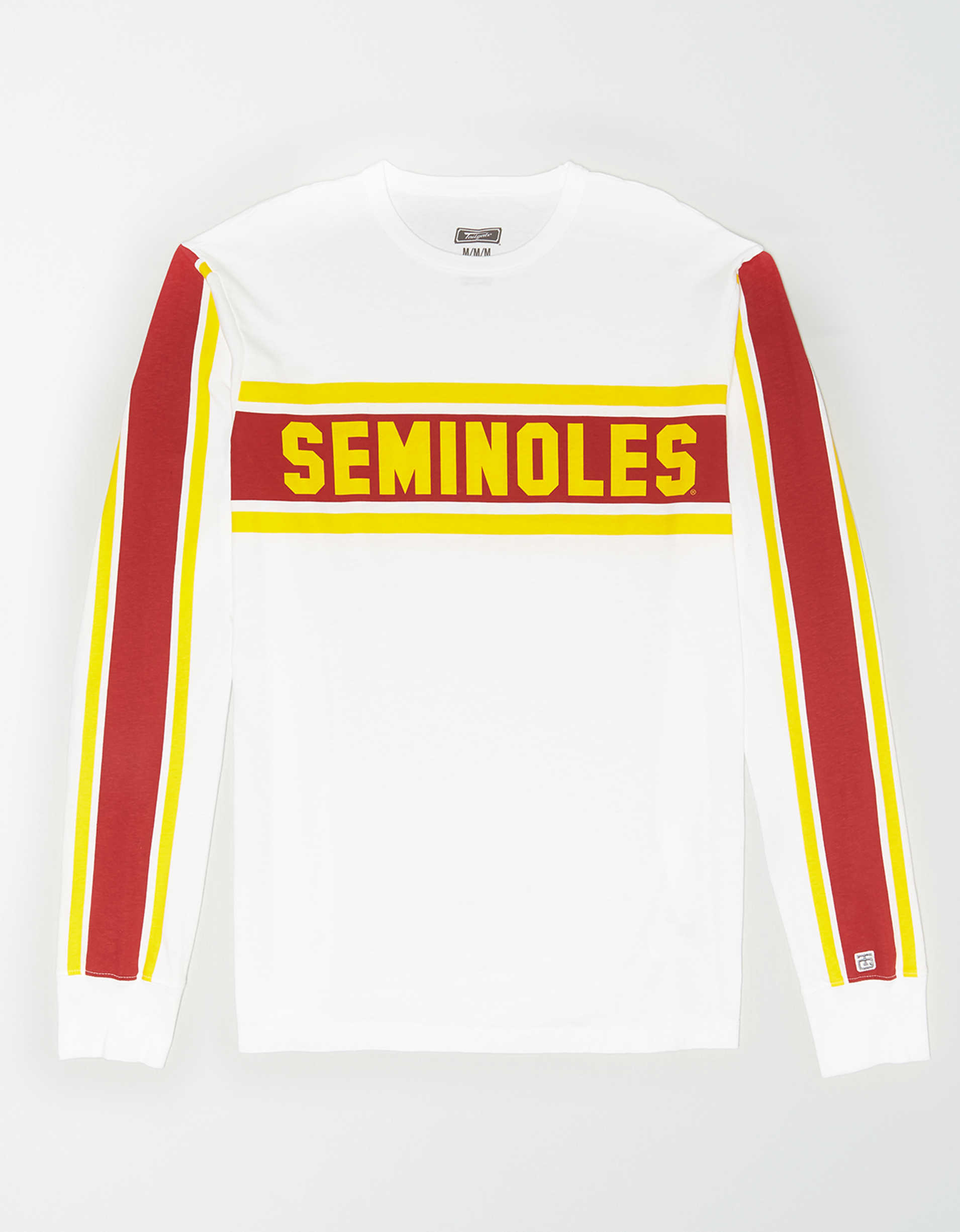 Tailgate Men's FSU Seminoles Long Sleeve T-Shirt