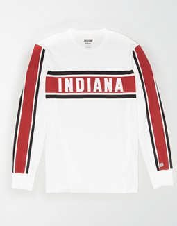Tailgate Men's Indiana Hoosiers Long Sleeve T-Shirt