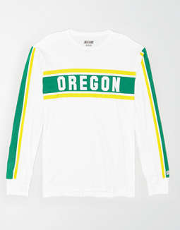 Tailgate Men's Oregon Ducks Long Sleeve T-Shirt