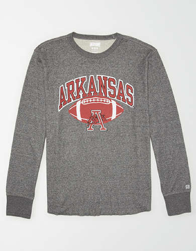 Tailgate Men's Arkansas Razorbacks Thermal Shirt