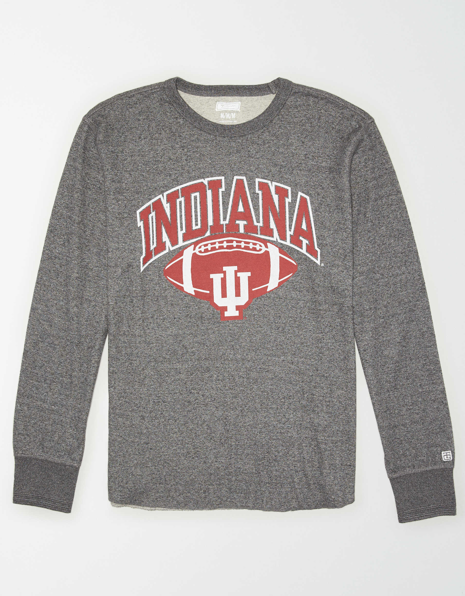 Tailgate Men's Indiana Hoosiers Thermal Shirt