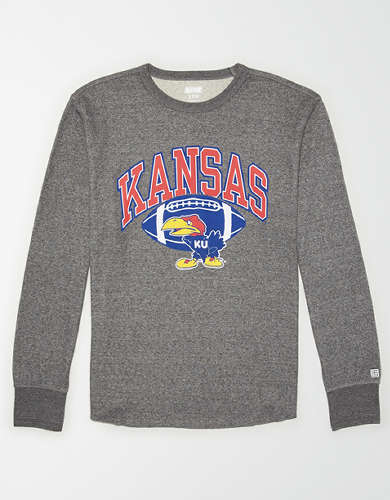 Tailgate Men's Kansas Jayhawks Thermal Shirt