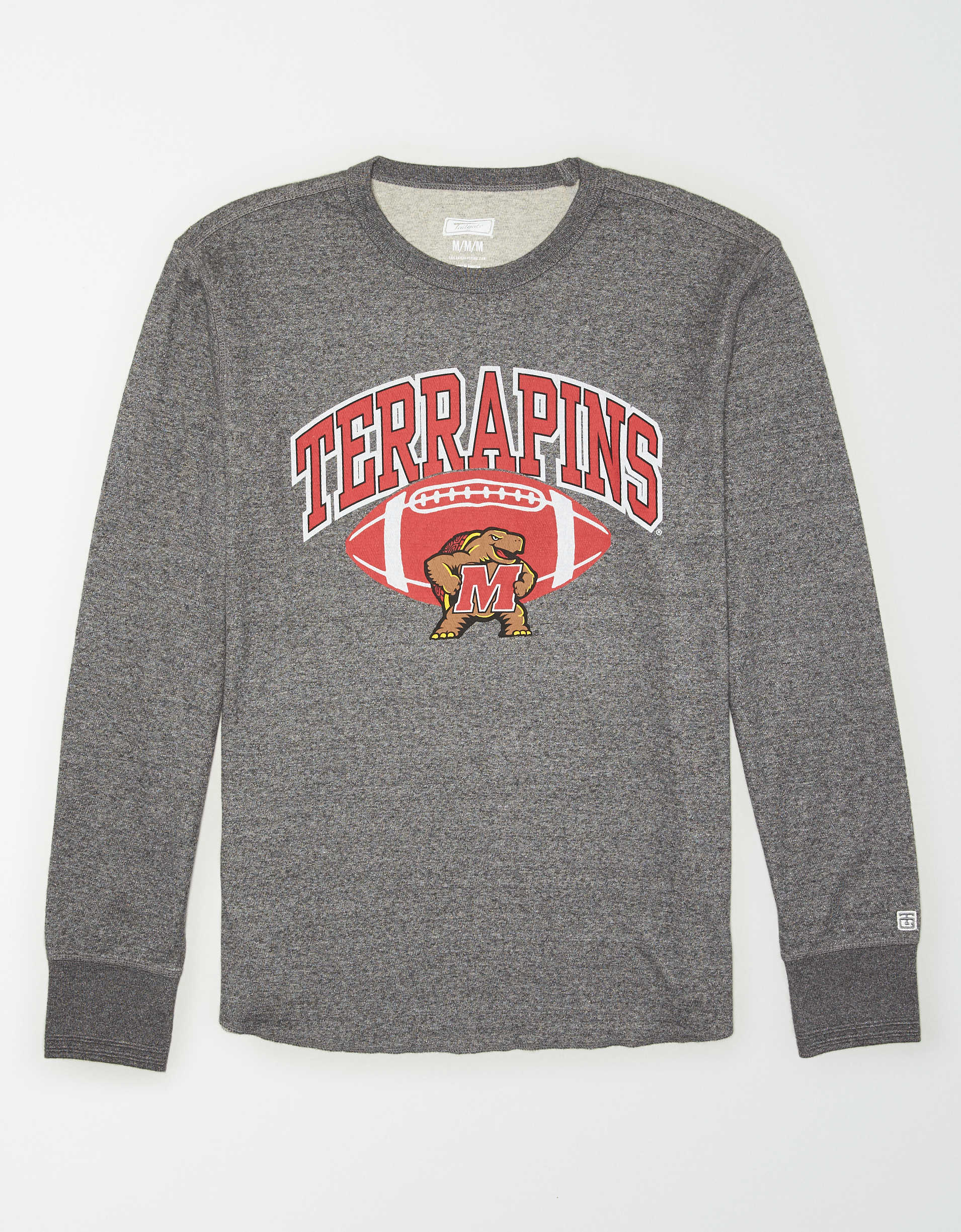 Tailgate Men's Maryland Terrapins Thermal Shirt