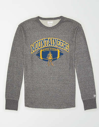 Tailgate Men's WVU Mountaineers Thermal Shirt