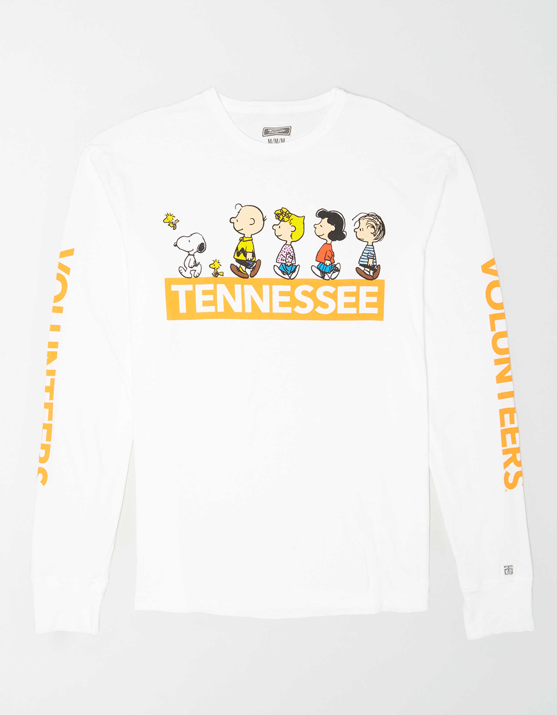 Tailgate x Peanuts Men's Tennessee Volunteers Long Sleeve T-Shirt